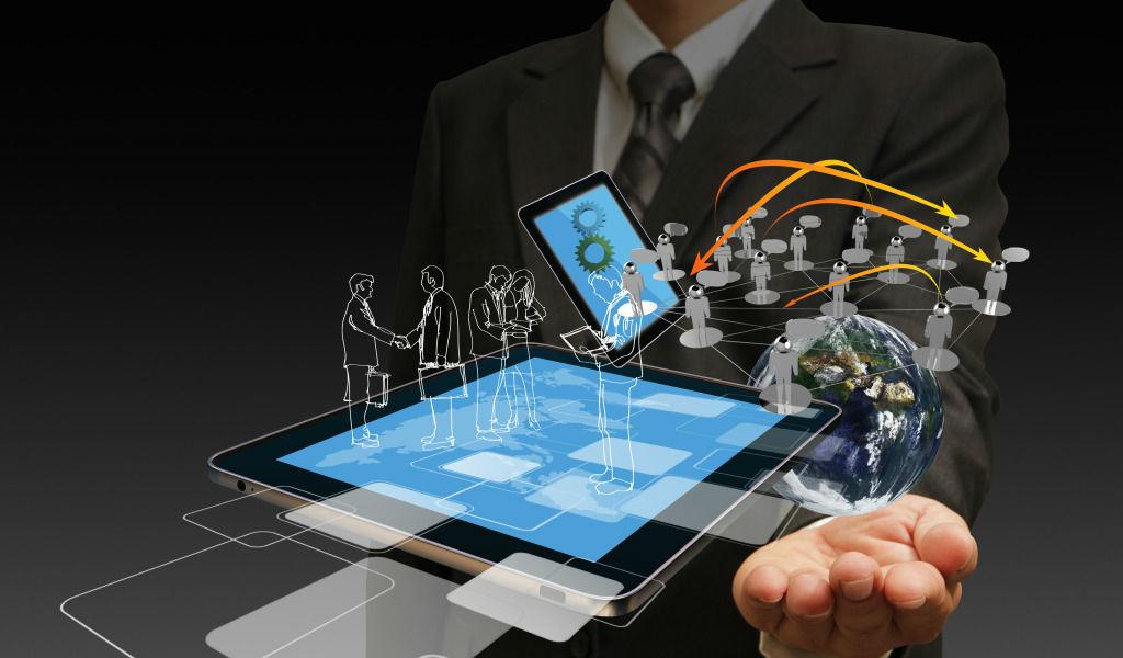 мобильное приложение для бизнесв