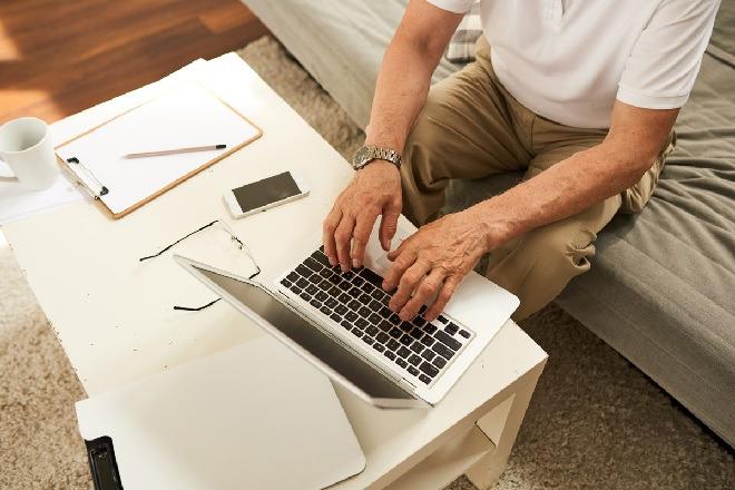 Использование интернета для проведения операций