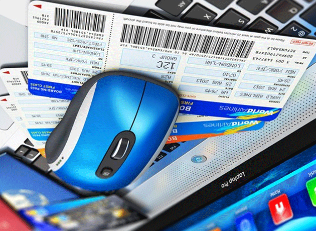 Покупка онлайн билетов