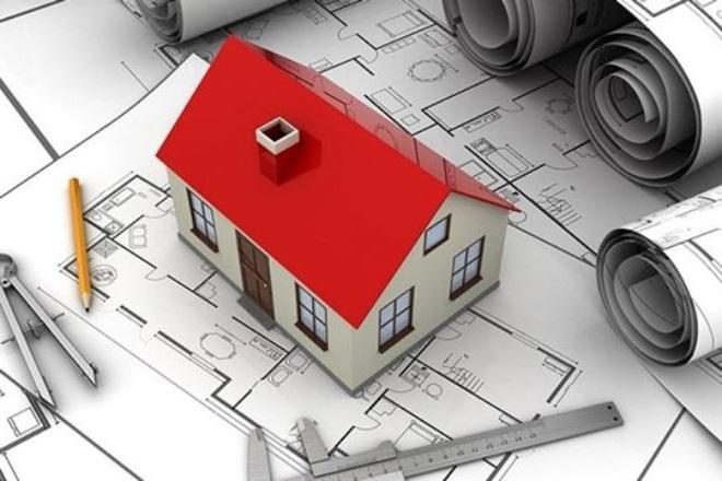 Проектирование дома и постройка его в кредит